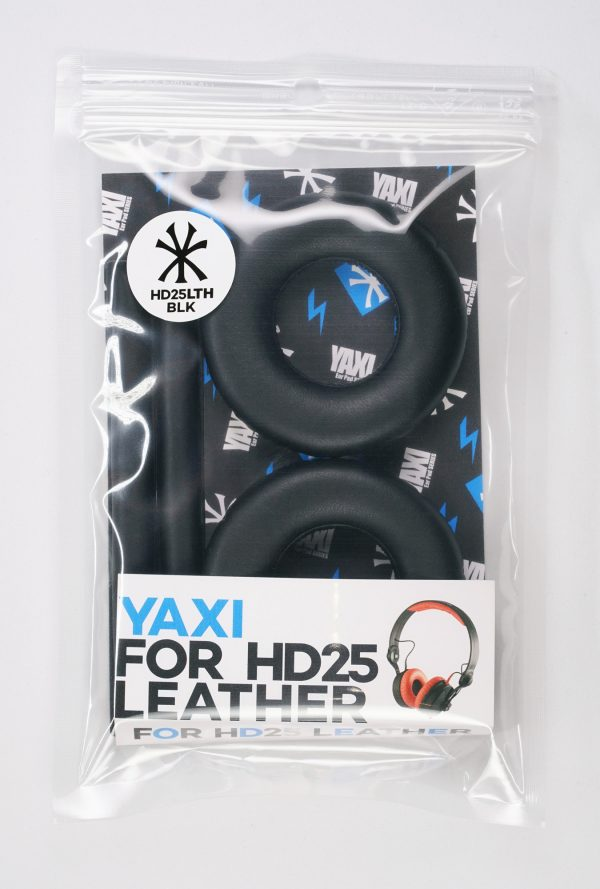 Yaxi Earpads Leather for Sennheiser HD25